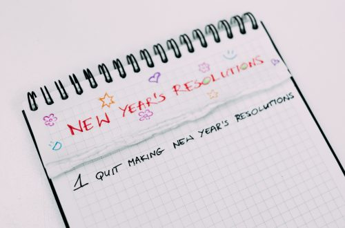 Personal Growth in New Year's Resolutions