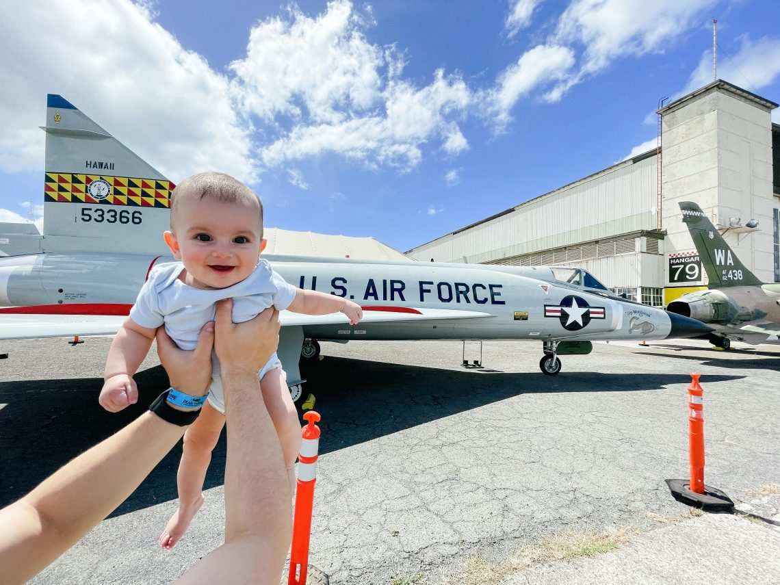 Advice for Flying with a Baby