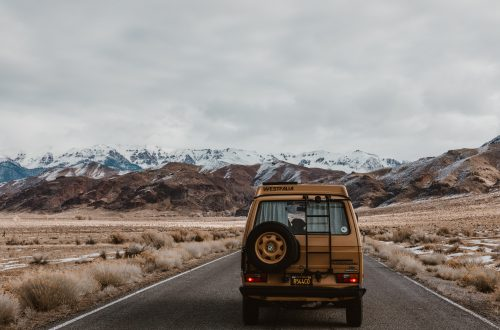 Tips for Road Trips with a Baby
