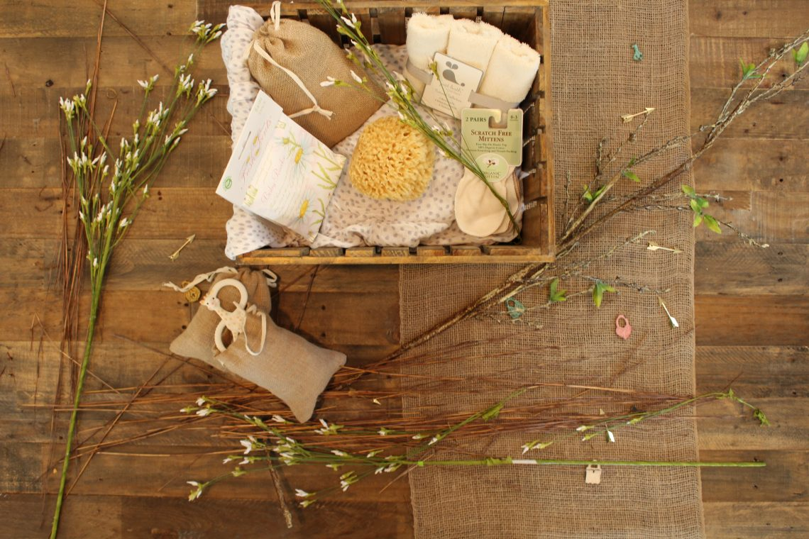 New Mom Gift Basket After Birth Gift Ideas